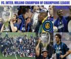 FC. Internazionale Milano Campeón de la  Champions League 2009-2010