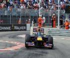 Sebastian Vettel - Red Bull - Monte-Carlo 2010