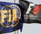 Banderas de la Federación Internacional de Automovilismo