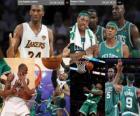 Final NBA 2009-10, 2º Partido, Boston Celtics 94 - Los Angeles Lakers 103