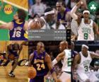 Final NBA 2009-10, 3er Partido, Los Angeles Lakers 91 - Boston Celtics 84