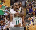 Final NBA 2009-10, 4º Partido, Los Angeles Lakers 89 - Boston Celtics 96