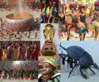 Ceremonia de apertura del Mundial de Sudáfrica 2010
