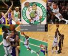 Final NBA 2009-10, 5º Partido, Los Angeles Lakers 86 - Boston Celtics 92