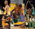 Final NBA 2009-10, 6º Partido, Boston Celtics 67 - Los Angeles Lakers 89