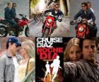 Noche y Día, donde  Roy Miller (Tom Cruise) es un agente secreto con una cita a ciegas con June Havens (Cameron Diaz), una desdichada en el amor.