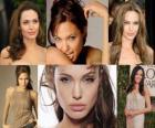 Angelina Jolie es una actriz de cine y televisión, modelo, filántropa, socialité y embajadora de buena voluntad de ACNUR estadounidense.