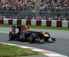 Mark Webber - Red Bull - Montreal 2010