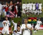 USA - Ghana, Octavos de final, Sudáfrica 2010
