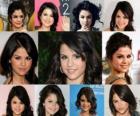 Selena Gomez es una actriz y cantante estadounidense de ascendencia mexicana. Actualmente interpreta al personaje de Alex Russo en la serie original de Disney Channel, Los Magos Waverly Place.