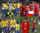 Brasil - Chile, Sudáfrica10