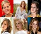 Emma Watson se hizo especialmente conocida por su papel como Hermione Granger, uno de los tres protagonistas de la serie cinematográfica Harry Potter