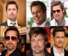 Brad Pitt alcanzó la fama a mediados de la década de 1990, tras protagonizar varias películas de Hollywood