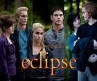 La saga crepúsculo: Eclipse (4)