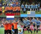 Holanda - Uruguay , semifinales, Súdafrica 2010