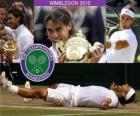 Rafael Nadal Campeón  Wimbledon 2010