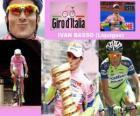 Ivan Basso campeón del Giro de Italia 2010