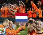 Holanda finalista Sudáfrica 2010