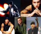 Eminem (EMINƎM) es un rapero