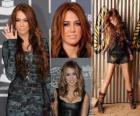 Miley Cyrus cantante de música pop