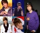 Justin Bieber es un cantante de pop canadiense.