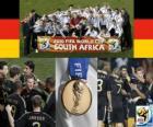 Alemania, 3er Clasificado de la Copa del Mundo de fútbol de Sudáfrica 2010