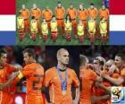 Holanda, 2º Clasificado de la Copa del Mundo de fútbol de Sudáfrica 2010