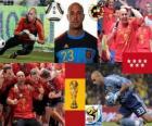 Pepe Reina (un humilde speaker) guardameta o portero Selección Española
