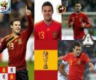 Juan Mata (El tobillo mágico) delantero Selección Española