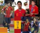 Joan Capdevila (El incombustible) defensa Selección Española