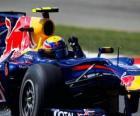Mark Webber - Red Bull - Silverstone 2010