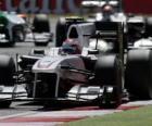 Kamui Kobayashi- Sauber - Silverstone 2010