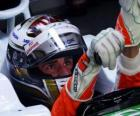 Adrian Sutil - Force India - Hockenheim 2010