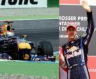 Sebastian Vettel - Red Bull - Hockenheim, Gran Premio de Alemania (2010) (3er Clasificado)