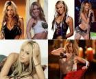 Shakira, es una cantautora y productora colombiana del género pop rock en español e inglés