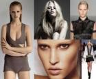 Lara Stone es una modelo Holandesa.