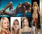 Natasha Poly es una modelo rusa.