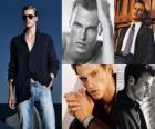Lars Burmeister es un modelo aleman (Top model)