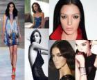 Mariacarla Boscono es una modelo italiana