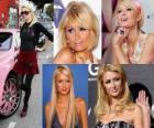 Paris Hilton es una famosa, autora, modelo, actriz, diseñadora y cantante estadounidense.