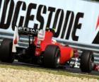 Fernando Alonso - Ferrari - Hungaroring, Gran Premio de Hungría 2010