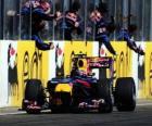Mark Webber - Red Bull - Hungaroring, Gran Premio de Hungría 2010