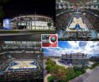 Pabellón Kadir Has Arena en Kayseri (FIBA 2010 Campeonato Mundial de Baloncesto de Turquía)