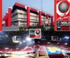 Pabellón Abdi Ipekci Spor Salonu en Istanbul (FIBA 2010 Campeonato Mundial de Baloncesto de Turquía)