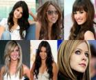 Superstar, Selena Gomez, Miley Cyrus, Demi Lovato, Ashley Tisdale, Vanessa Hudgens y Avril Lavigne