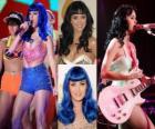 Katy Perry es una cantante y compositora estadounidense.