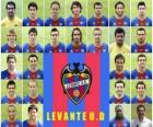 Plantilla del Levante Unión Deportiva 2010-11
