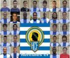 Plantilla del Hércules Club de Fútbol 2010-11