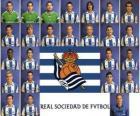 Plantilla de la Real Sociedad de Fútbol 2010-11