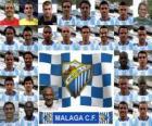Plantilla del Málaga Club de Fútbol 2010-11